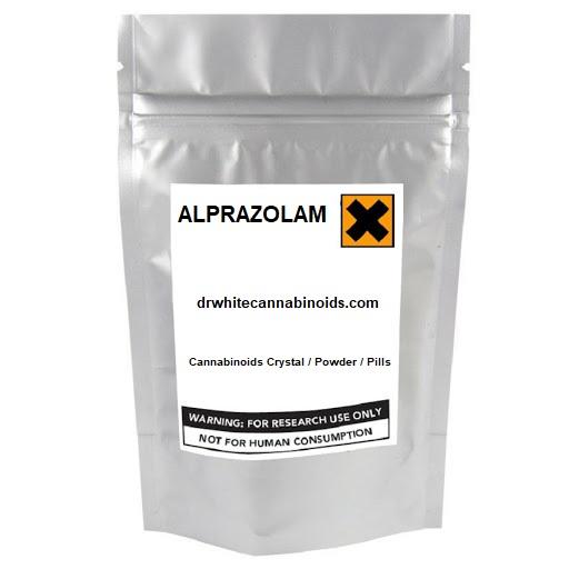 Buy Alprazolam powder
